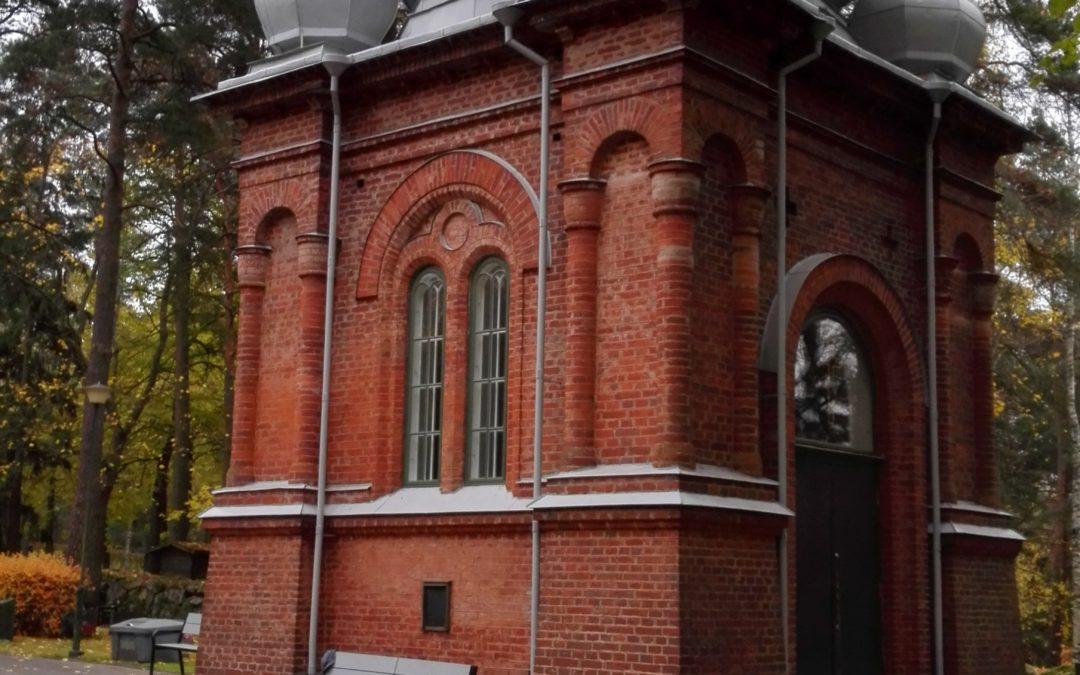 Litania hautausmaalla