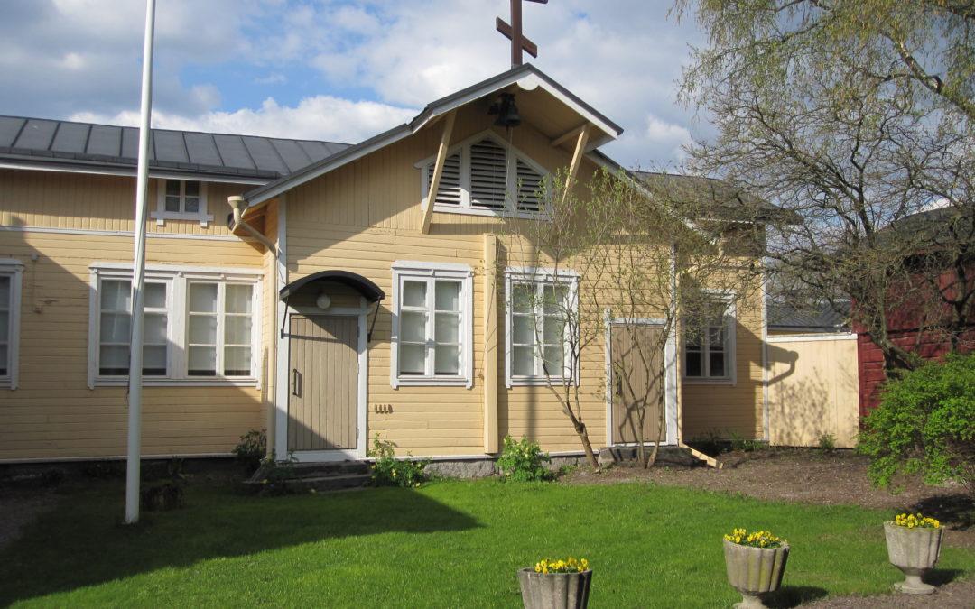 Pyhän Nikolaoksen rukoushuoneen 60-vuotisjuhla ja Rauman Tiistaiseuran 65-vuotisjuhla