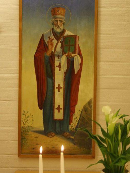 Pyhä Nikolaos Ihmeidentekijä