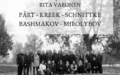 Suomen ortodoksisen kanttorikuoron konsertti Turussa