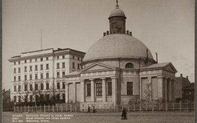 Ilmoittautuminen kirkon 175-vuotisjuhlaan 5.9.2021